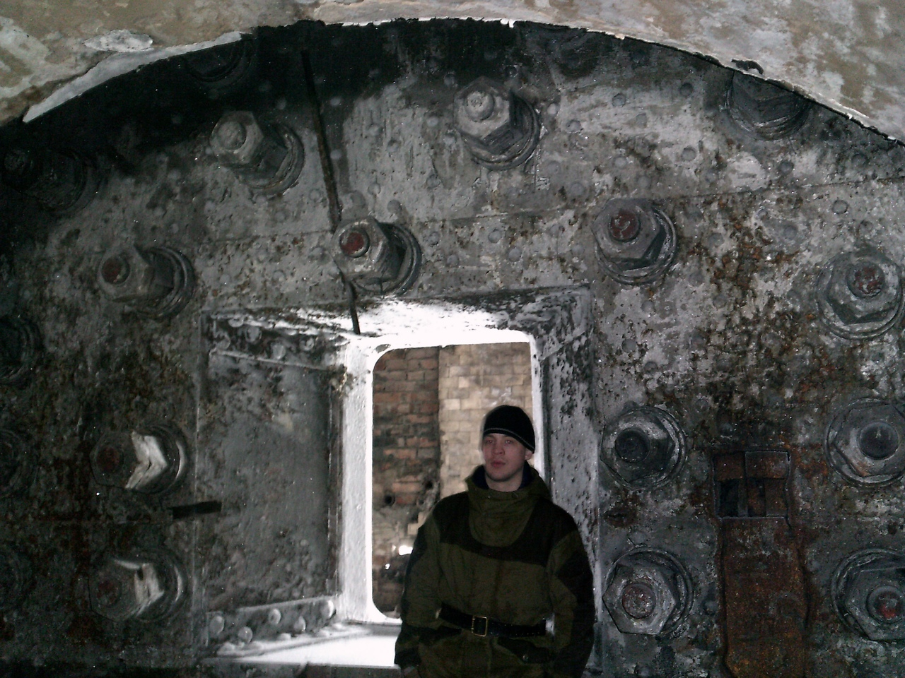 Поход на запретный форт. По льду на 6-й Северный форт Кронштадта.