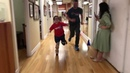 Quadruple Amputee Runs For First Time With Prosthetics