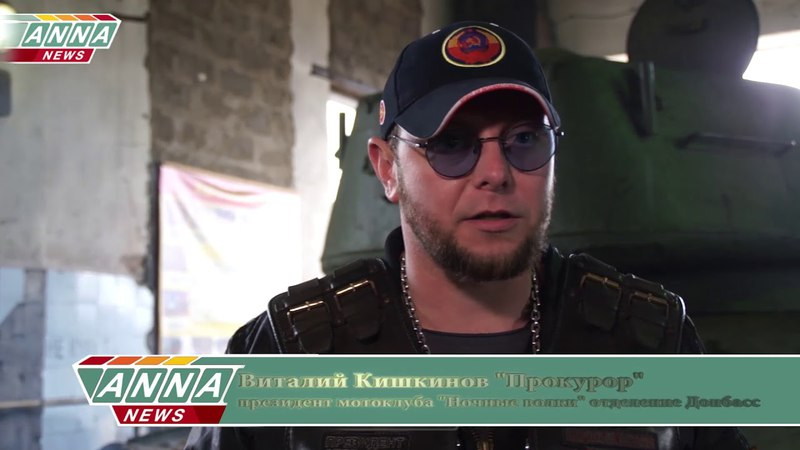 Т 34 поврежденный обстрелами ВСУ возглавит парад Победы в Луганске