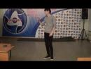 Смешные моменты с записи танца