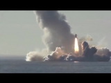 Сильное зрелище Юрий Долгорукий из Белого моря выпускает четыре четыре