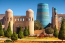 The most beautiful cities in the world Samarkand