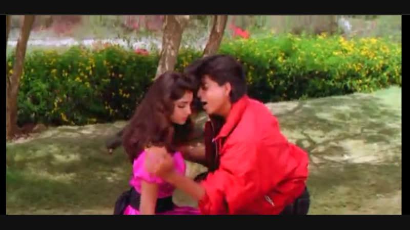 ♥ Танцовщица кабаре Моё сердце принадлежит тебе Dil Aashna Hai 1992 русские субтитры