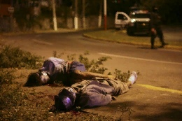 МЕКСИКА: ХРОНИКА КРОВОПРОЛИТНОЙ ВОЙНЫ С НАРКОБАРОНАМИ Насилие в Мексике давно перестало быть внутренней проблемой страны. Разборки наркокартелей между собой и правительственными войсками