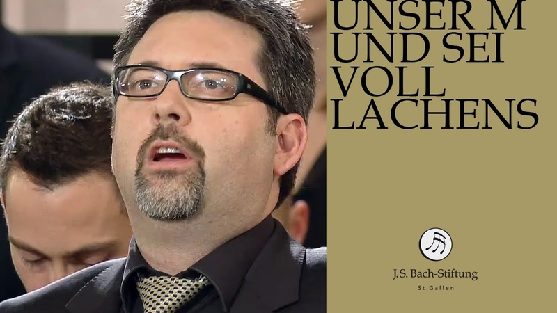 J.S. Bach - Cantata BWV 110 Unser Mund sei voll Lachens (J. S. Bach Foundation)