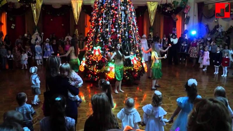 New Year show Новогодняя елка