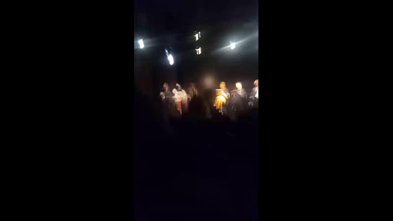 ЛИТР-2019. 16мая. Владивосток. Театр Молодёжи. Малый зал. Читка пьесы Серафимы Орловой Аста.