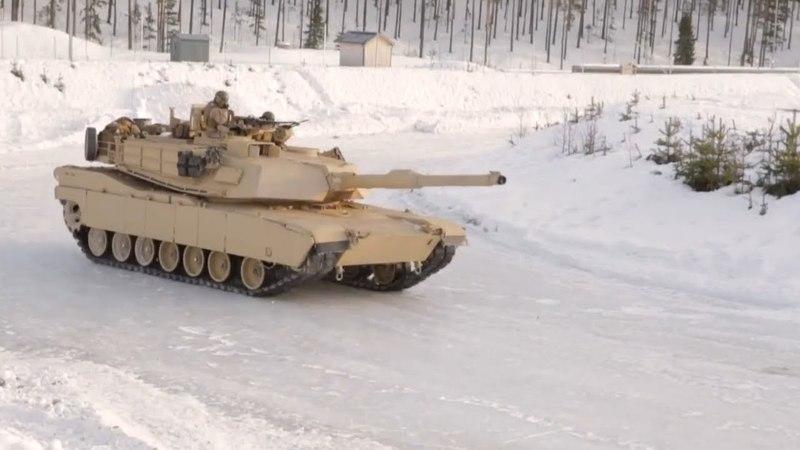 Дрифт на многотонных танках