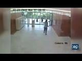 Видео нападения неизвестных боевиков на здание администрация города Эрбиль.