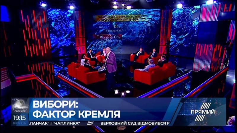 Жоден глядач ток-шоу Эхо Украины не захотів брати валізу з російськими рублями