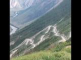 дорога через перевал