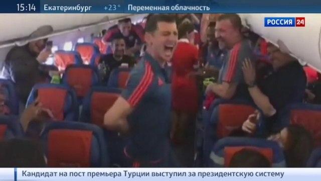 Новости на «Россия 24» • Алан Дзагоев отпраздновал победу в чемпионате лезгинкой