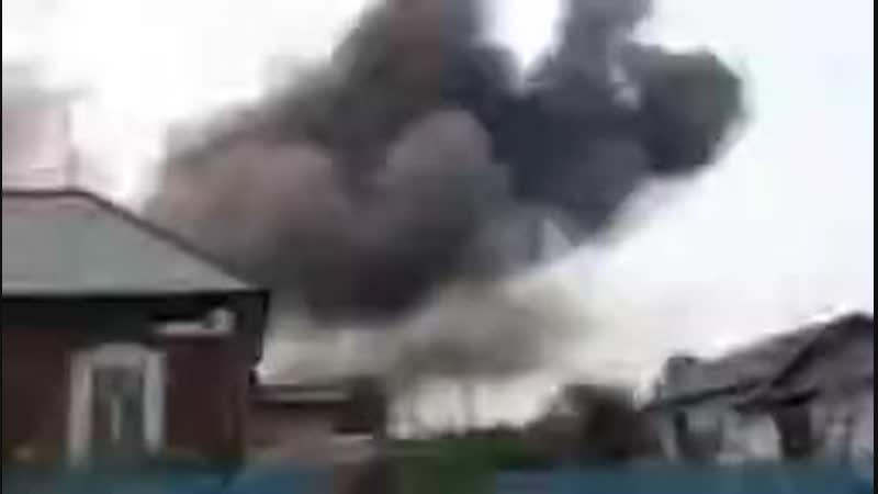 Киселевск, угольный разрез рядом с домами