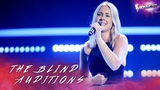 Blind Audition Tayla Thomas sings Let It Go The Voice Australia 2018
