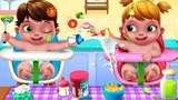 Fun Girl Care Kids Game - Babysitter First Day Mania - Baby Care Crazy Time Games For Kids