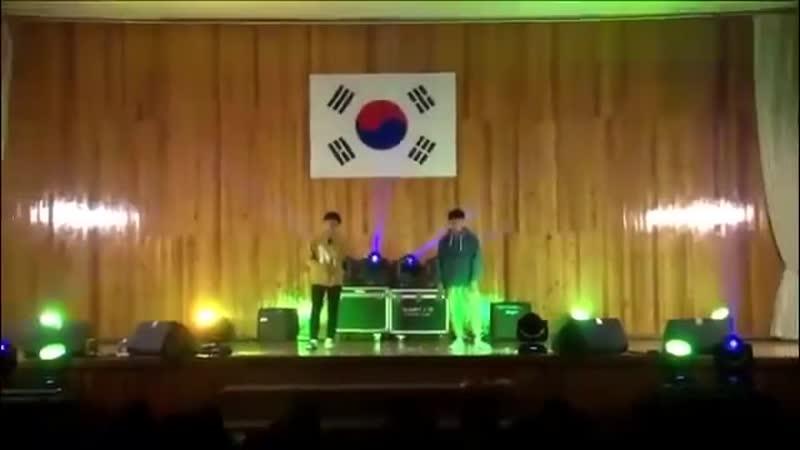 Пре—дебют Пак Чона