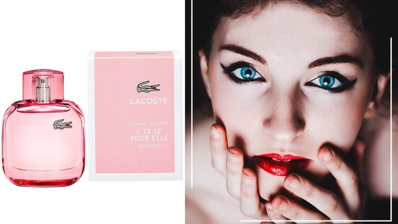 Lacoste Eau de Lacoste L.12.12 Pour Elle Sparkling Лакост Спарклинг - обзоры и отзывы о духах