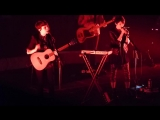 Tegan and Sara - I was a fool Paris, France - June 25, 2013