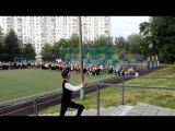 Почетный гость #школа880 композитор и музыкант, заслуженный тренер России Эйвальд Парфенов исполняет свою новую песню