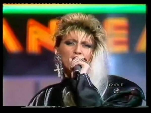 Meccano - Ipnotica (Festival di Sanremo 1986)