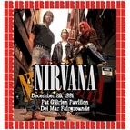 Nirvana альбом Pat O'Brien Pavilion, Del Mar, Ca. December 28, 1991