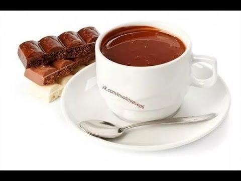 Фирменная тонкость приготовления горячего шоколада Рецепт от шеф повара Илья Лазерсон Обед безбрачия