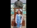 М.Шоқай атындағы №187 орта мектептің жасұландары Қызылорда қаласының 200 жылдығына арнап ақындардың Қызылорда жайлы өлең шумақта