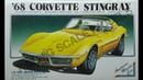 '68 Chevrolet Corvette Stingray - Arii 1/24