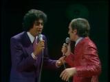 Charles Aznavour chante Hava Naguila avec Enrico Macias - 1973