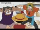 One Piece (SINHRONIZOVANO) Epizoda 1 Ja sam Luffy! Covjek koji ce postati kralj pirata!