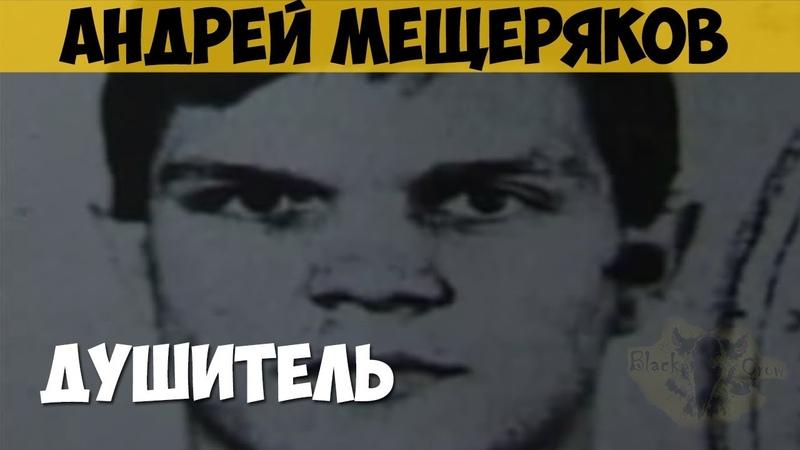 Андрей Мещеряков Серийный убийца Балашихинский маньяк Душитель на колесах