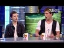 2015 › Том на телешоу «Antena 3» в рамках промо-тура фильма «В сердце моря»