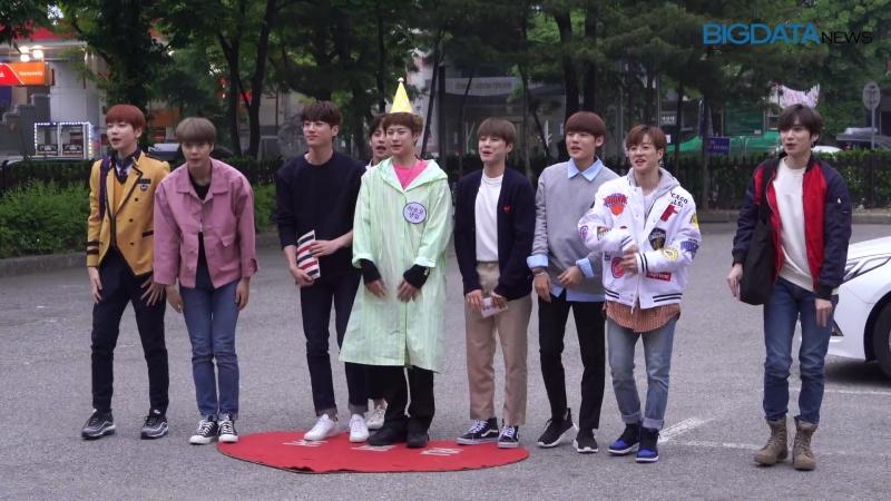 [BIG영상][4K] 유앤비 5월11일 뮤직뱅크 리허설 출근길