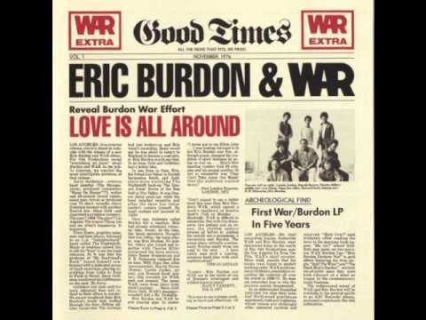 Eric Burdon War - Spirit