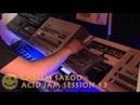 Acid Jam Session 13 (TB-303, TR-909, TR-606, MC-909)