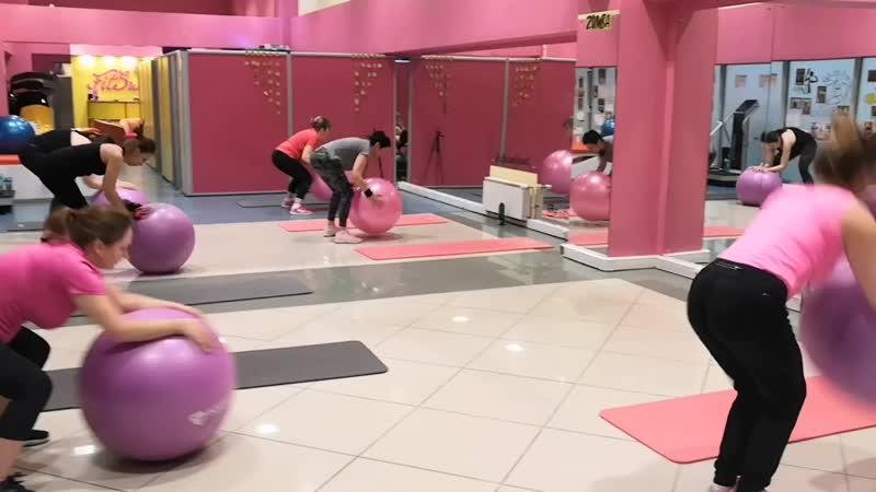 INTERVAL Training с Чукоминой Анастасией 😤 18 01 2019