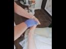 Учимся удалять нежелательные волоски с пальчиков ног