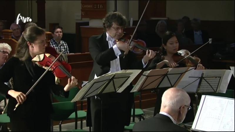 1048 J S Bach Brandenburg Concerto No 3 in G major BWV 1048 Ton Koopman Amsterdam Baroque Orchestra