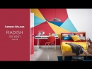 Sherwin Williams Color of the Month Radish SW 6861