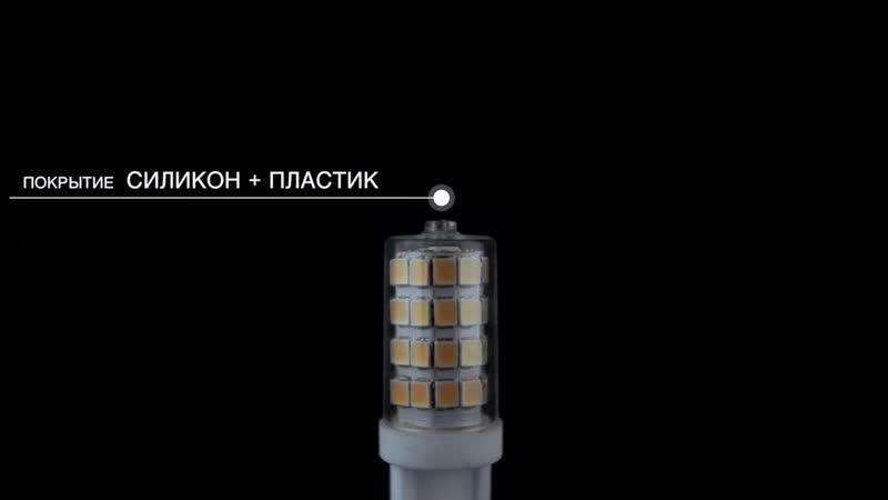 Капсульные лампы Gauss