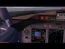 Посадка Аэропорт Внуково (IATA: VKO ICAO: UUWW, полоса 6)