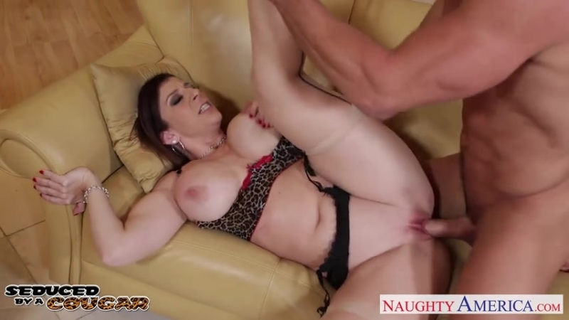 Cougar Sara jumps another dick - HD porn video PornHD.mp4