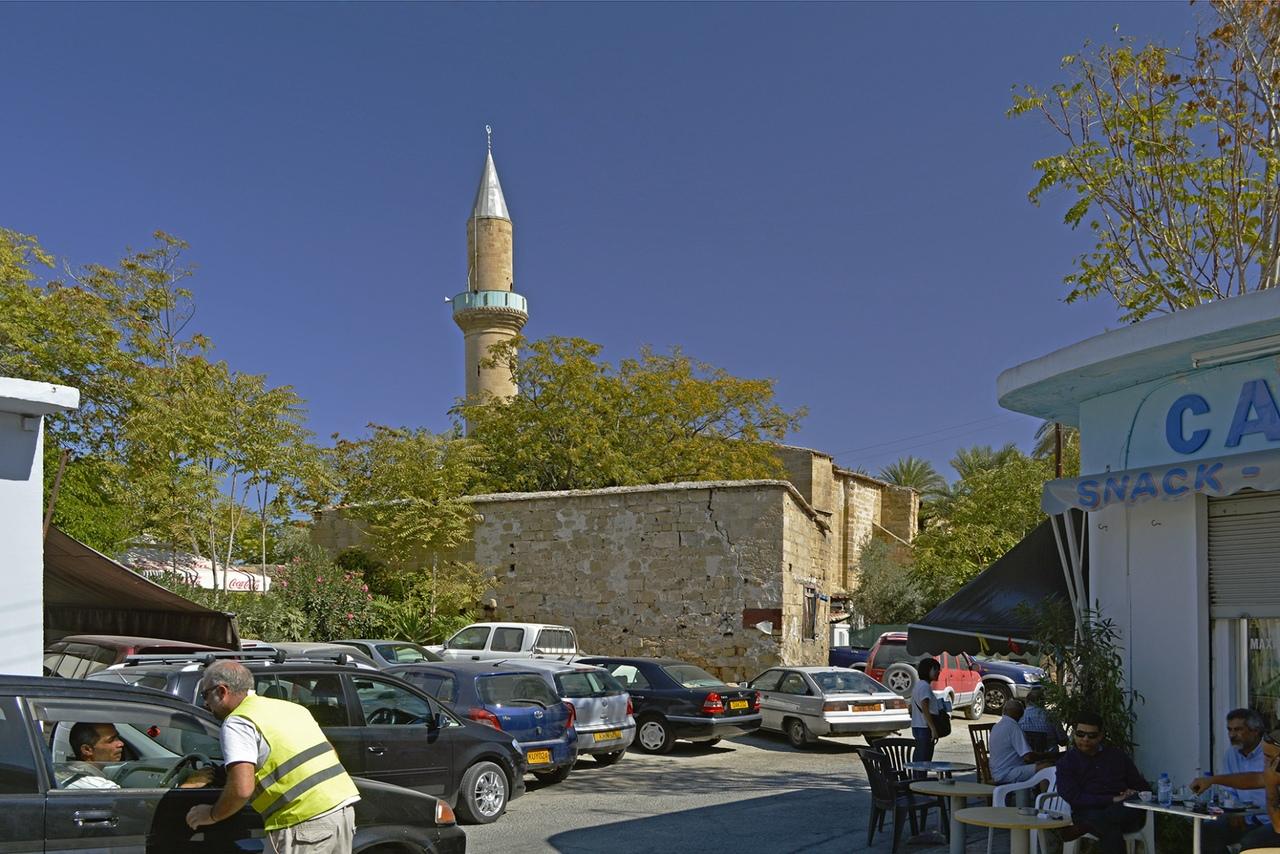 TboVuxkC1f0 Никосия (Лефкосия) столица Кипра.