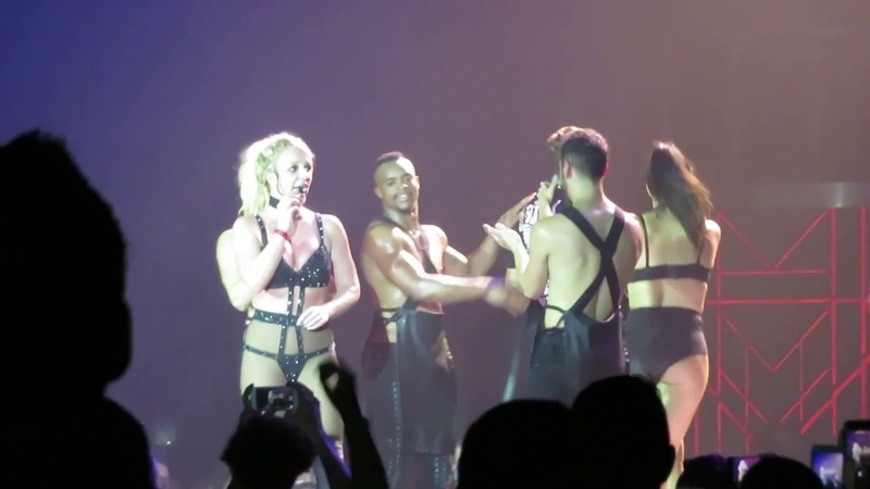Britney Spears Freakshow Live in Manchester