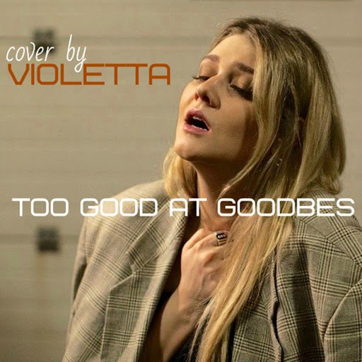 Violetta альбом Too Good at Goodbyes