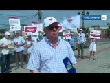 Пенсионеры в Иванове за пенсионную реформу