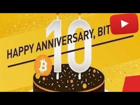 Биткоину 10 лет Bitcoin 10 years