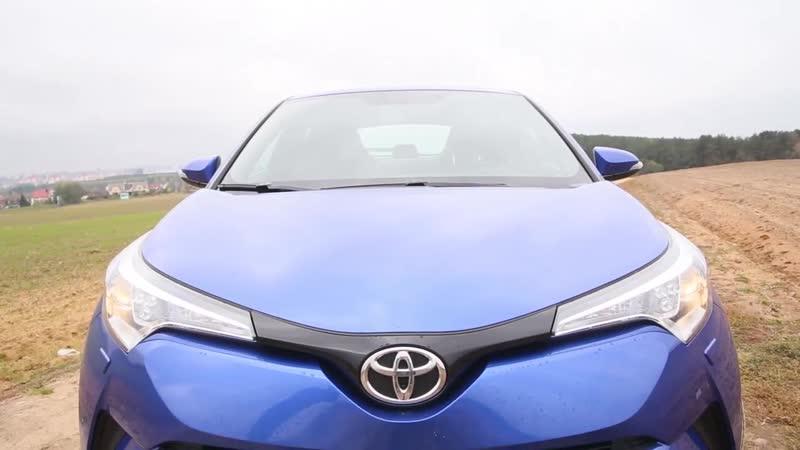 New Toyota C-HR 2019_ отзывы, тест-драйв Вадим Девятовский