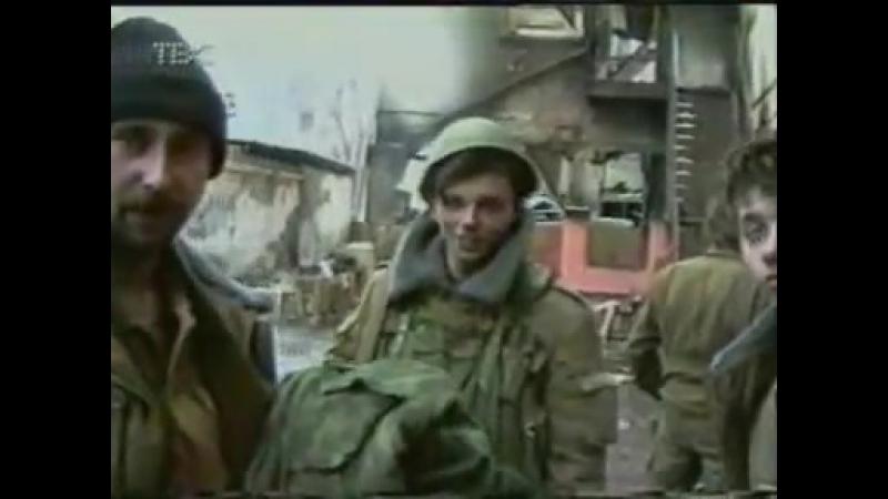 Шевчук в Чечне (ТВС)