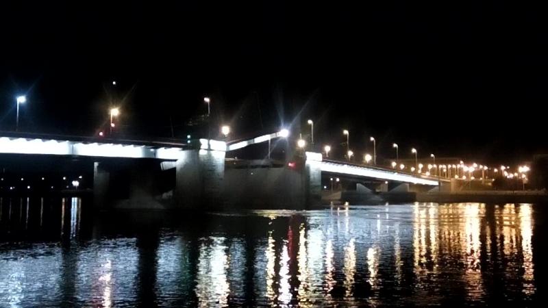 развод подольского моста спб